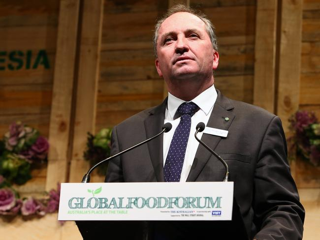 Agriculture minister Barnaby Joyce says three investigations into Vietnam are already under way.