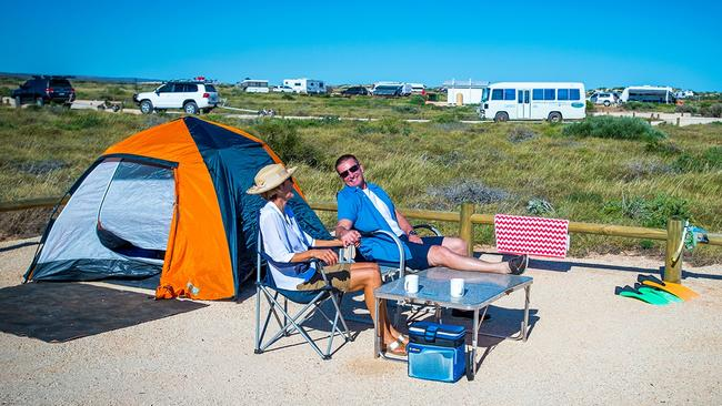Winter Escapes: The magic of camping   Perth Now