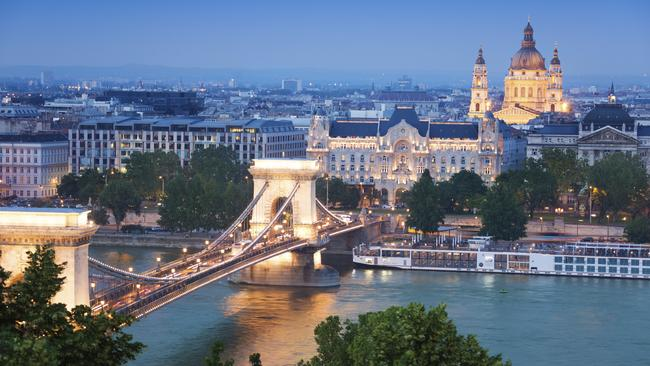 Dental capital? Budapest in Hungary is muscling in on the competitive medical tourism market. Picture: Supplied.