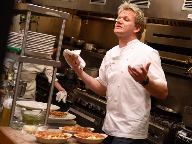 Diners furious at the fat duck table scam for Kitchen nightmares fake