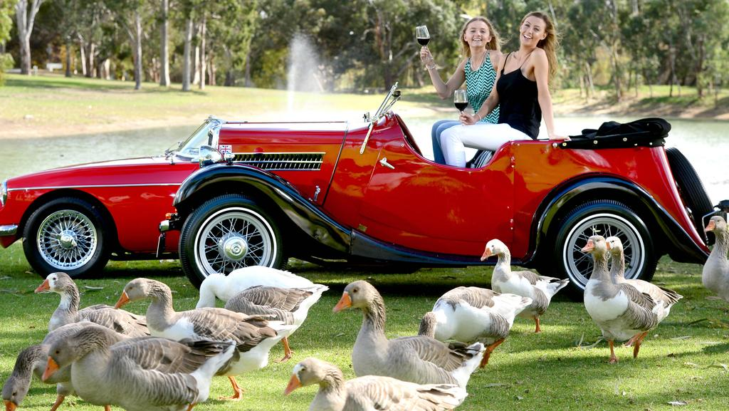 Record entries expected in McLaren Vale Vintage & Classic event ...