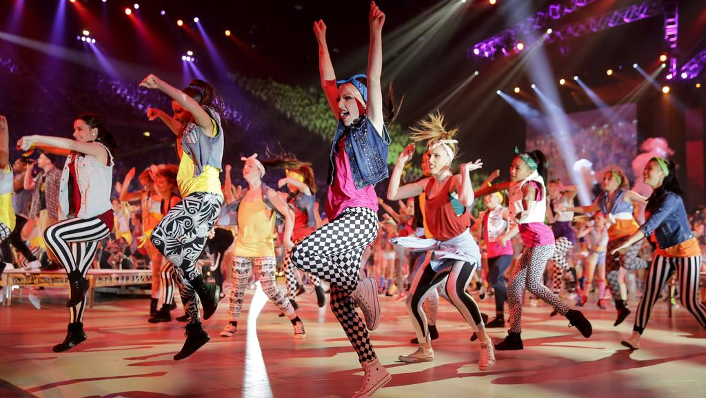 More Than 5000 Performers Will Take The Stage For NSWs Schools Spectacular At Qudos Arena In