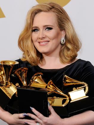 Singer Adele is 26.