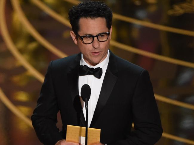 Breaking boundaries ... Star Wars director JJ Abrams is shattering Hollywood norms. Picture: AFP/Mark Ralston