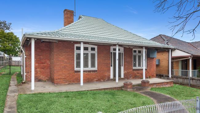 This cottage in Strathfield recently sold for $2.2 million. It's completely unlivable and needs a major renovation.