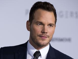 "Actor Chris Pratt attends the premiere of ""Passengers"", in Westwood, California, on December 14, 2016. / AFP PHOTO / VALERIE MACON"