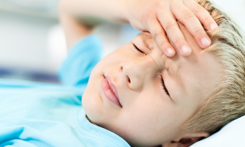 Headaches in kids: Everything you need to know