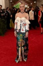 """Chloe Sevigny attends the Met Gala 2015 """"China: Through The Looking Glass"""". Picture: Getty"""