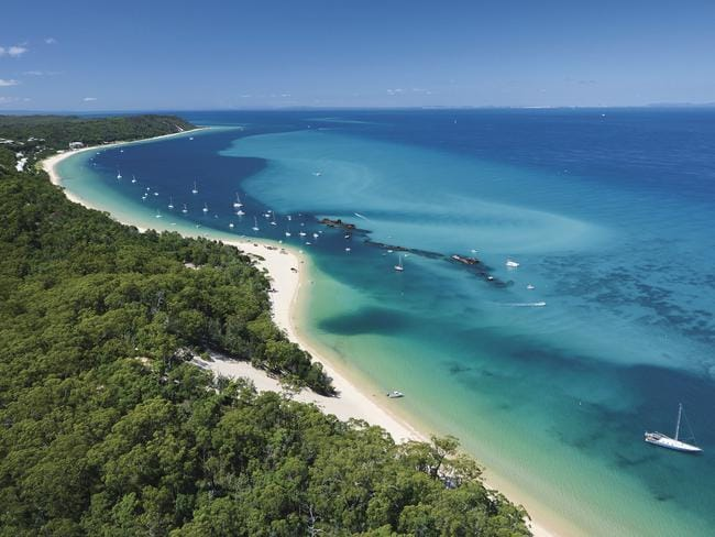 One of Australia's best-kept secrets. Picture: Tangalooma Island Resort