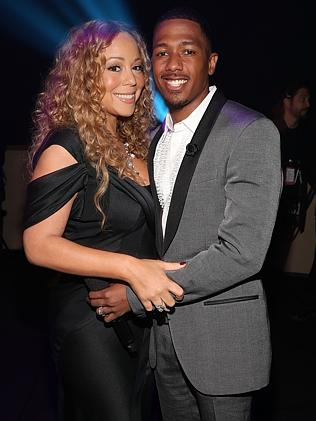 Mariah Carey and Nick Cannon — married for six years.