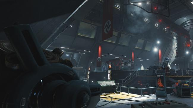 <i>Wolfenstein II</i>'s single-player campaign is a real standout.