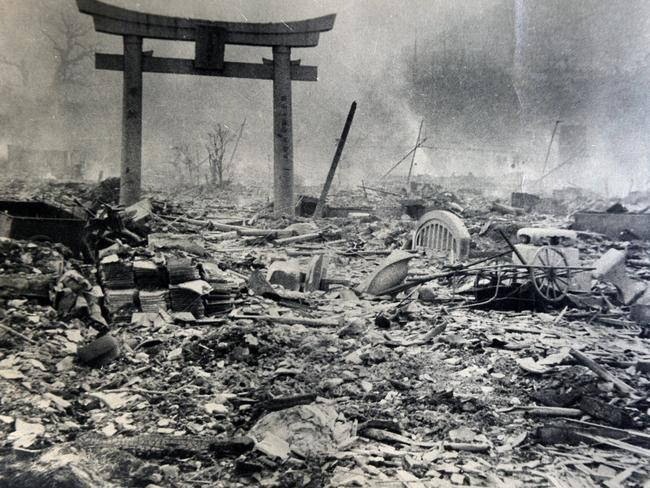 the events during the fateful day of us atomic bombing of hiroshima In commemoration of these tragedies, hiroshima day serves as a day of  the events of hiroshima,  this history of the bombing of hiroshima and.