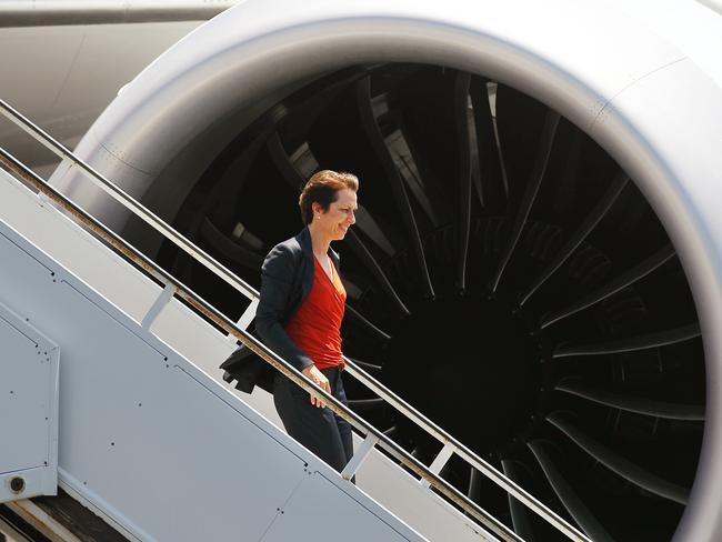 Jetstar CEO Jayne Hrdlicka.