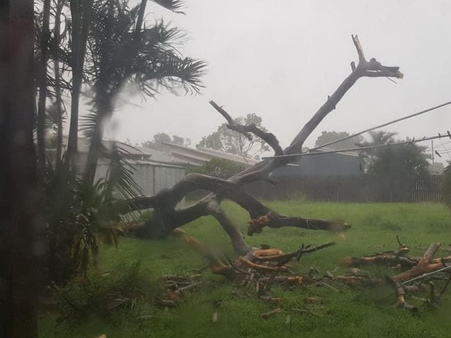 Hidden danger lurking in Cyclone Debbie