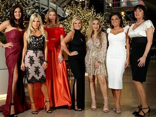 REAL HOUSEWIVES OF SYDNEY ARRIVAL