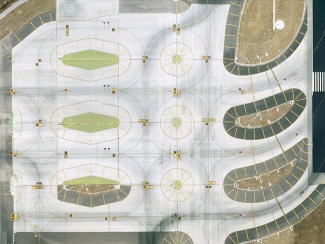 Madrid-Barajas Airport, Spain. Picture: Lauren O'Neil