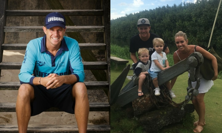 The one life skill Bondi Rescue's Ryan Clark wants his kids to learn