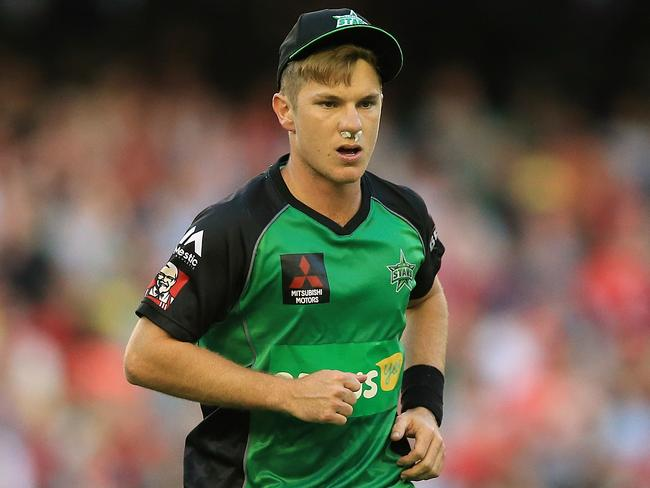 Adam Zampa's big moment.