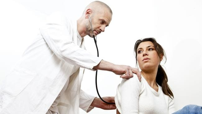 Unwell ... patients who visit their GP frequently have multiple illnesses. Picture: Supplied