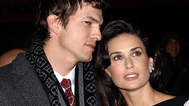 Demi Moore could be classified a cougar, having dated the much-younger Ashton Kutcher for years. AFP Photo/Max Nash