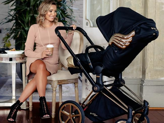 Parents are lining up for a $2,799 pram