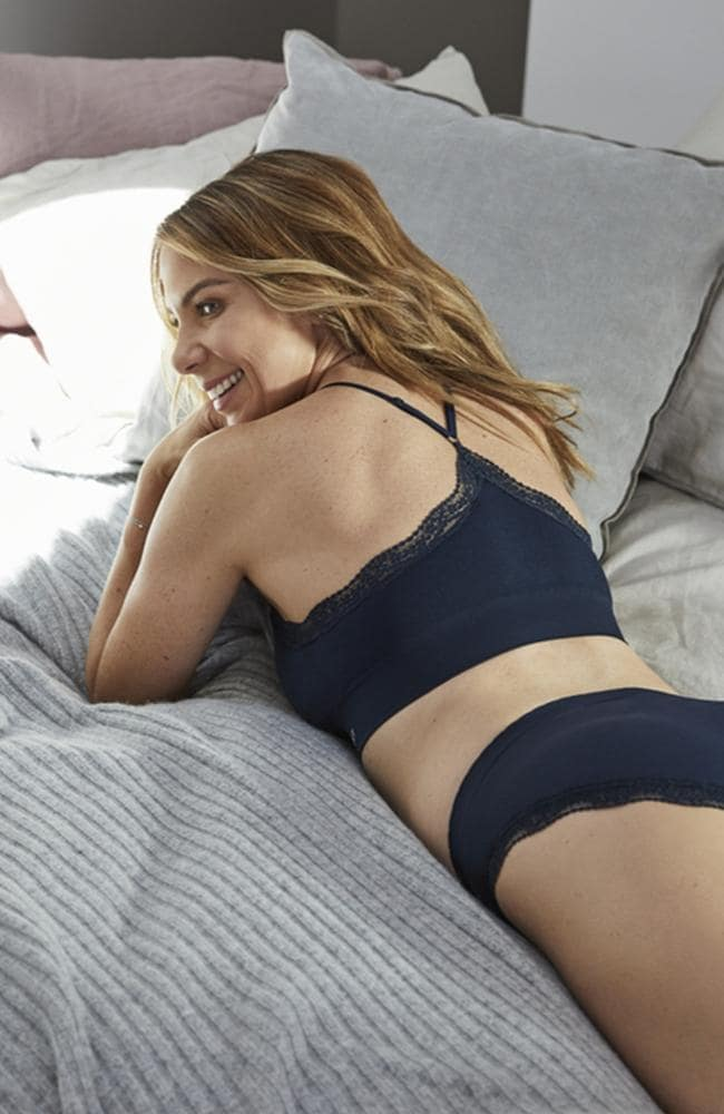 Kate Ritchie looks incredible in the new campaign. Picture: Jockey