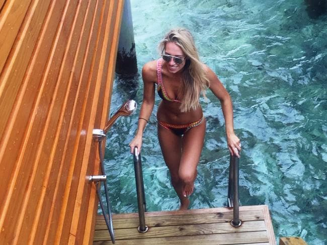 Yep, most of us would love that bikini body. Picture: Phoebe Burgess.