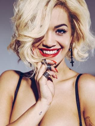 Rita Ora copped a pretty harsh tweet from her ex.