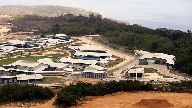 Detainee protest spreads to Christmas Island