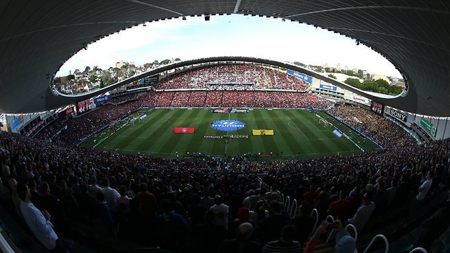 It's a full house at the A League Grand Final - but how many people managed to buy their tickets during the general on-sale? Picture: Taylor Adam