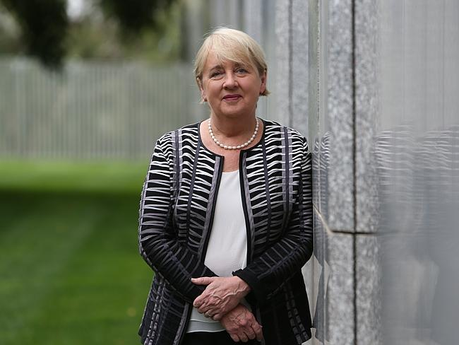 Not on ... Shadow Minister for Families and Payments and Disability Reform Jenny Macklin says Labor intends to hold Tony Abbott to his promise that there would be no cuts to pensions.
