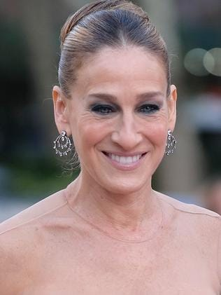 """Sarah Jessica Parker said she was """"disappointed"""" a third movie in the series was canned. Picture: Dimitrios Kambouris/Getty Images/AFP"""
