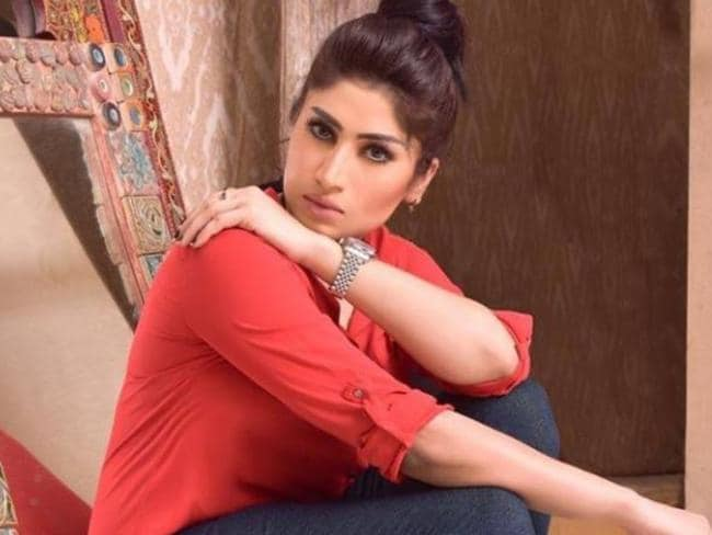Qandeel Baloch was killed by her brother in honour killing last year.
