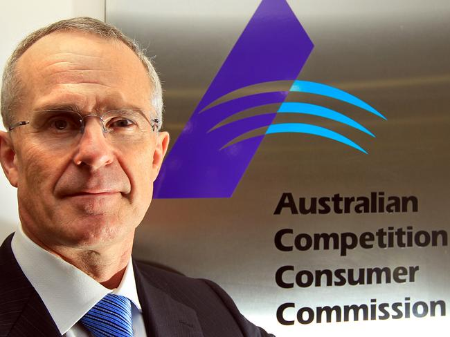 '(The) arrangements were likely to increase retail petrol price coordination and cooperation' ... Australian Competition and Consumer Commission chairman Rod Sims.