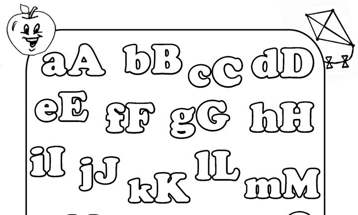 all-alphabets