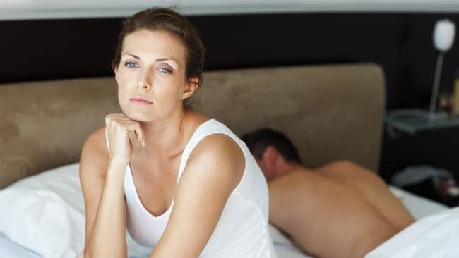 Hurt by her husbands choice of words, Alecia feared her marriage was on the rocks. Photo: iStock