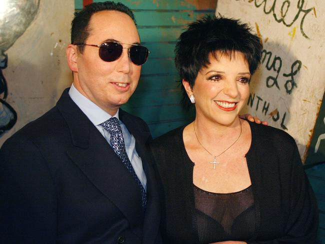 David Gest and Liza Minnelli. Photo by Kevin Winter/ImageDirect/Getty Images