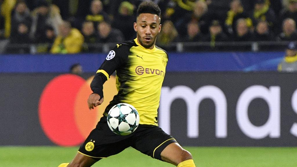 pierre emerick aubameyang to arsenal transfer news bid made done deal in 24 hours olivier. Black Bedroom Furniture Sets. Home Design Ideas