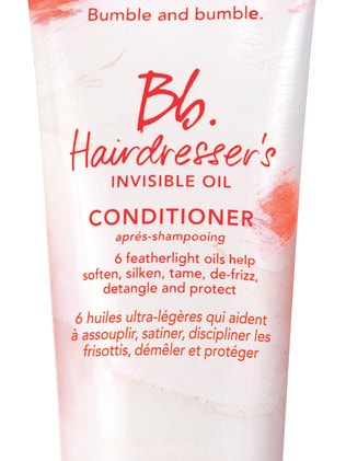 Hairdresser's Invisible Oil Conditioner, $49, Mecca Cosmetica & Mecca Maxima