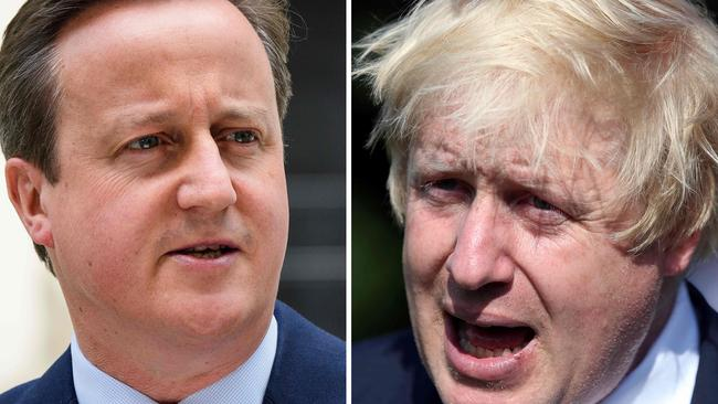 Tories sign letter urging David Cameron to stay as PM
