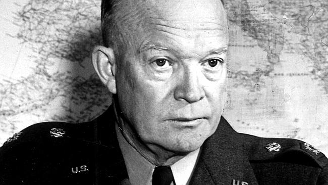 Ike's middle name was Delaware, you know.