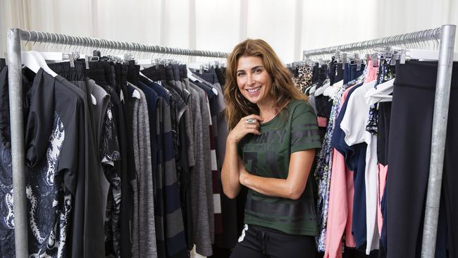 Jodhi Meares / Picture: Justin Lloyd