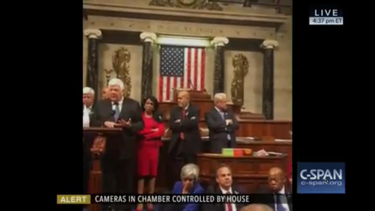 Democrats occupy house floor to compel votes on gun bills for 14 wall street 23rd floor