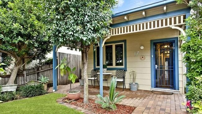 Prior to the auction, there were 45 inspections of the charming four-bedder in Granville.
