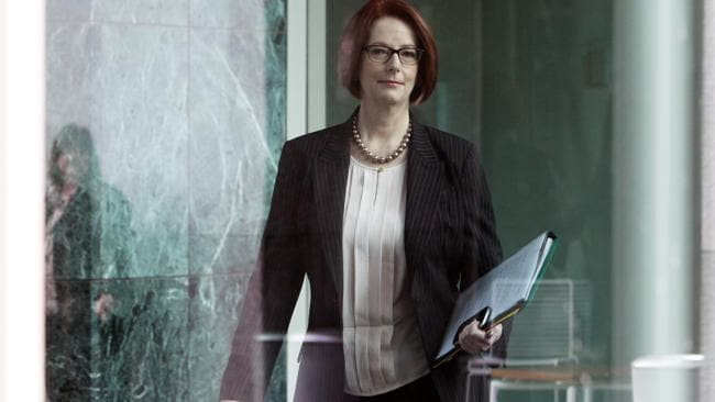Prime Minister Julia Gillard?s formal tone is less popular with Twitter types than Kevin Rudd?s informal banter.