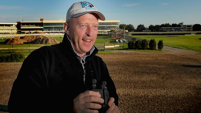 Caulfield trainer Mick Price has won all the big autumn races, but is eyeing more riches. Picture: Nicole Garmston