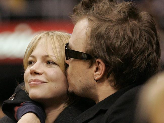 Heath Ledger and Michelle Williams: 'It was truly love at ...