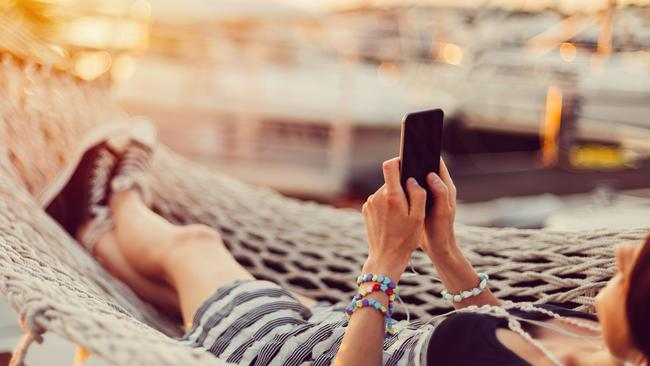 You can relax in the knowledge that a data-heavy plan probably has all you need. Picture: iStock