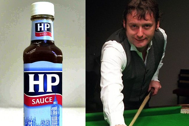 White turned Brown in 2005, all over a bottle of HP Sauce.