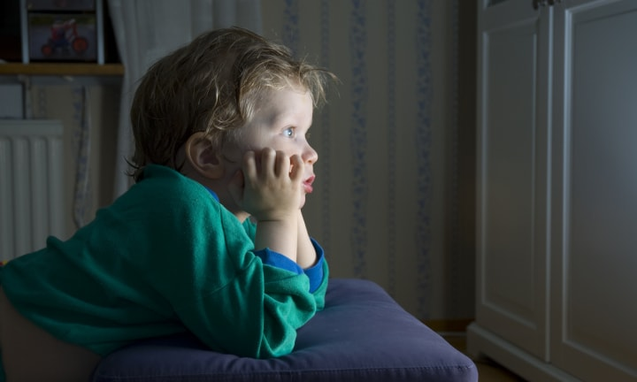 This is your child's brain on TV - and it's scary